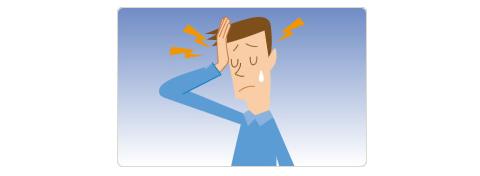 症状その2 寝汗をかく、寝相が悪い何度もトイレに行きたくなる